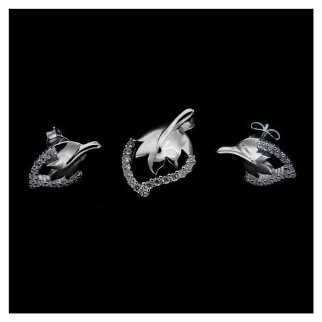 Biżuteria srebrna 25063