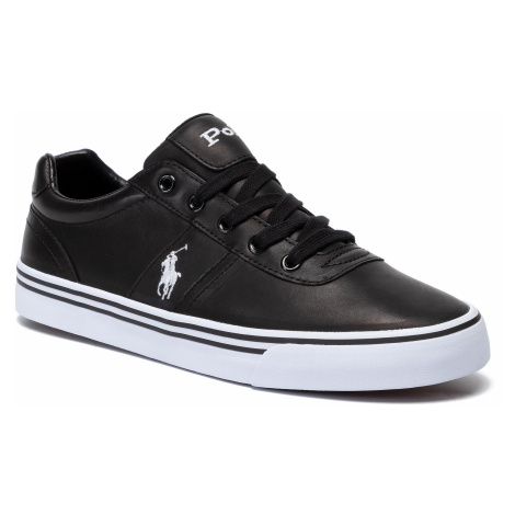 Sneakersy POLO RALPH LAUREN - Hanford 816765046003 Black