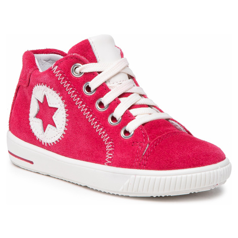 Sneakersy SUPERFIT - 1-000348-5000 S Rot/Weiss