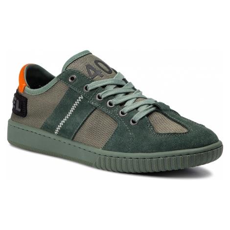 Sneakersy DIESEL - S-Millenium Lc Y01841 PS23 H7127 Dark Forest/Harvest
