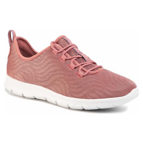 Sneakersy CLARKS - Step Alena Go 261504804 Mauve