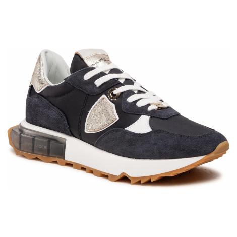 Sneakersy PHILIPPE MODEL - La Rue LRLD W010 Noir