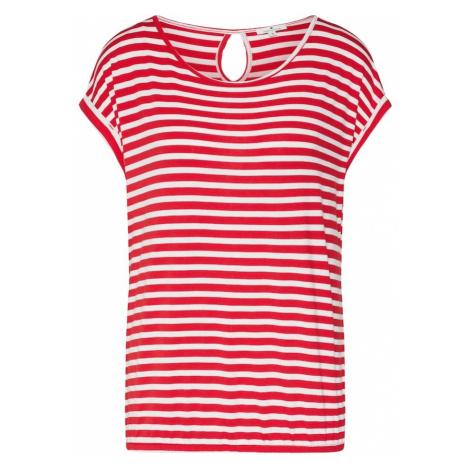 TOM TAILOR Koszulka czerwony