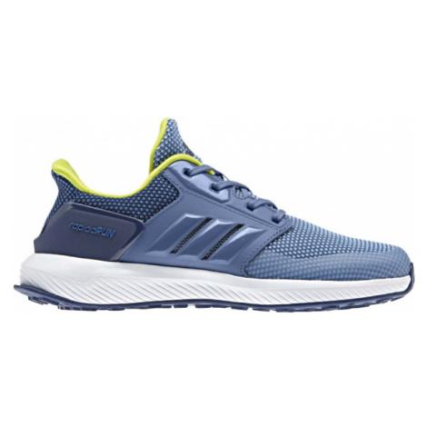 adidas RAPIDARUN K niebieski 28 - Obuwie dziecięce