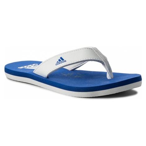 Japonki adidas - Beach Thong 2 K CP9378 Ftwwht/Hirblu/Ftwwht