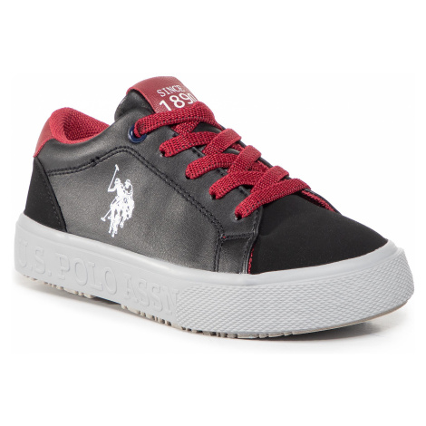 Sneakersy U.S. POLO ASSN. - Eliot MAREB4060W0/YH1 M Blk