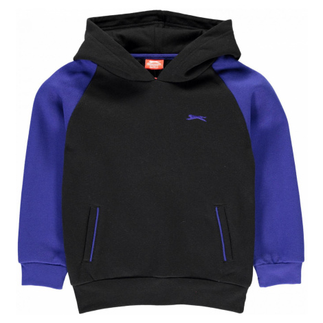 Slazenger Over The Head Fleece Hoody Infant Boys