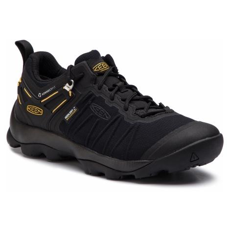Trekkingi KEEN - Venture Wp 1021173 Black/Keen Yellow