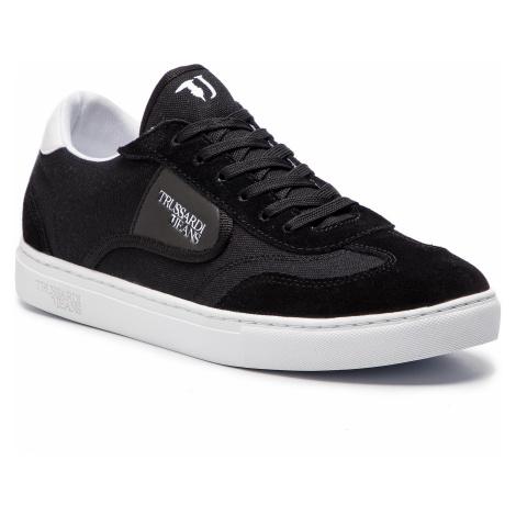 Sneakersy TRUSSARDI JEANS - 77A00144 K299