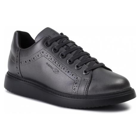 Sneakersy GEOX - D Thymar A D944BA 000NF C9002 Dk Grey