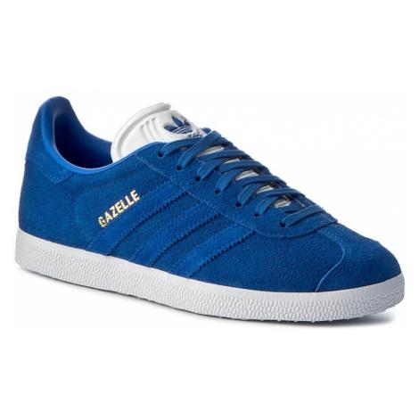 Buty adidas - Gazelle BZ0028 Blue/Blue/Goldmt