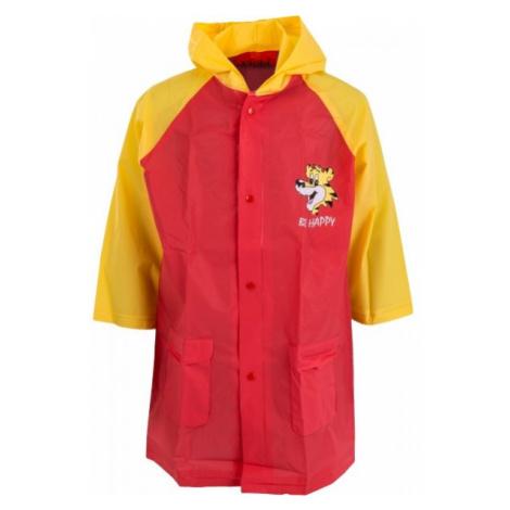Viola Płaszcz przeciwdeszczowy pomarańczowy 120 - Dziecięcy płaszcz przeciwdeszczowy