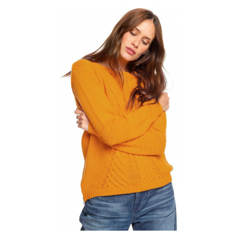sweter Roxy Glimpse Of Romance - YKS0/Golden Glow