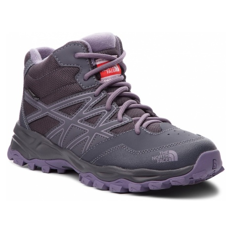 Trekkingi THE NORTH FACE - Hedgehog Hiker Mid Wp NF00CJ8Q5SS Periscope Grey/Purple Sage