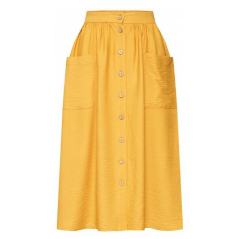 NEW LOOK Spódnica 'JANE' żółty