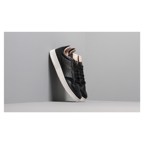 adidas Supercourt Core Black/ Core Black/ Crystal White