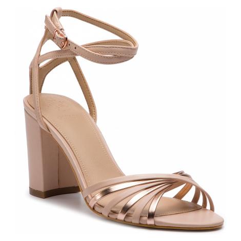 Sandały GUESS - Madesta2 FL6MD2 LEA03 BLUSH