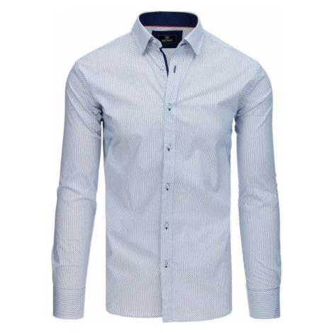 PREMIUM men's long sleeve shirt white DX1766 DStreet