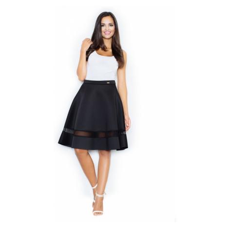 Women's skirt Figl M367