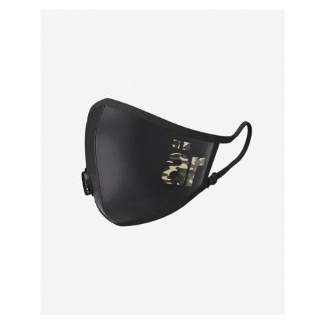 är Big Logo Maska z zaworkiem i nanofiltrem dziecięca Czarny