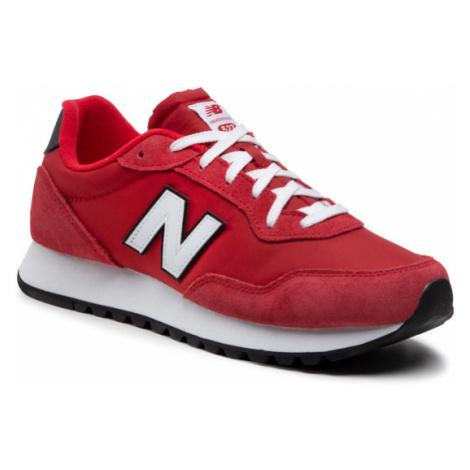New Balance Sneakersy ML527LD Czerwony