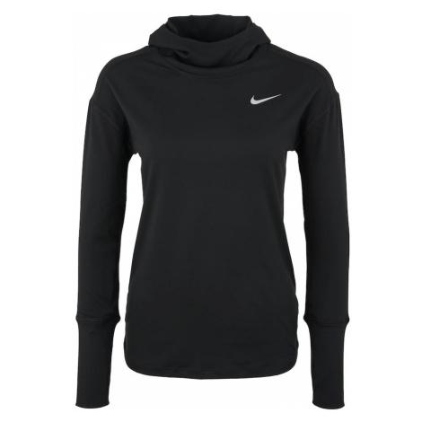 NIKE Sweter sportowy czarny