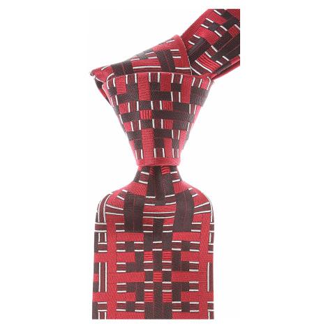 Christian Lacroix Uroda Na Wyprzedaży, czerwony (Cadmium Red), Jedwab, 2019