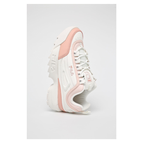 Sneakersy PUMA Smash Wns V2 L Perf 365216 07 Puma White