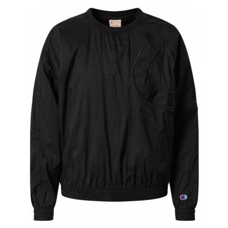 Champion Reverse Weave Bluzka sportowa czarny