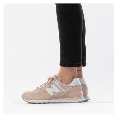 Buty damskie sneakersy New Balance WL574OAB