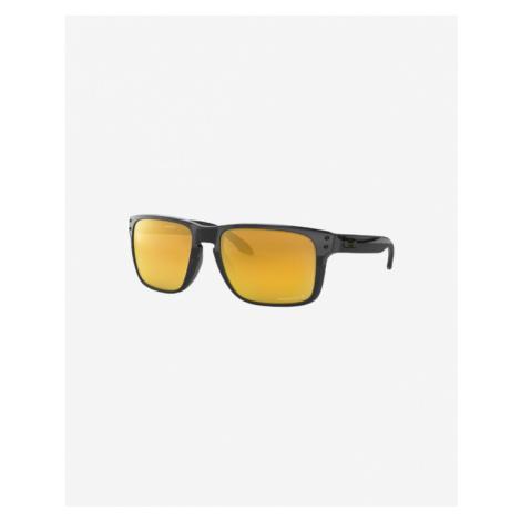 Oakley Holbrook™ XL Midnight Okulary przeciwsłoneczne Czarny Żółty