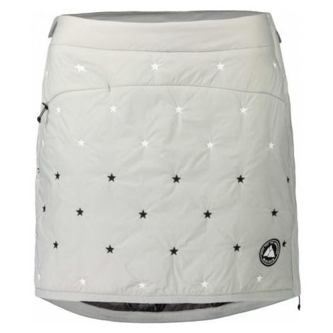 Maloja VIOLAM biały S - Spódnica wielofunkcyjna damska