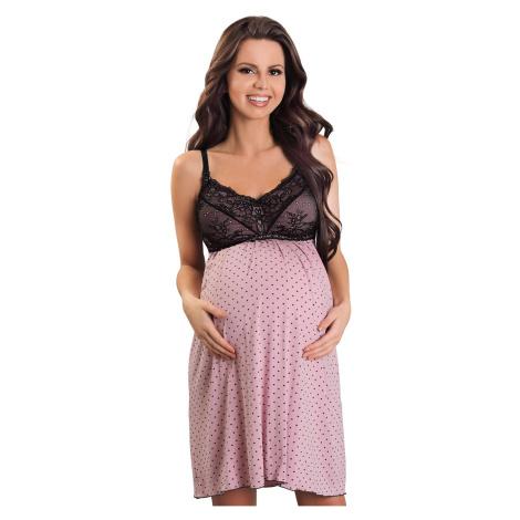 Koszulka ciążowa i do karmienia Lena Lupoline