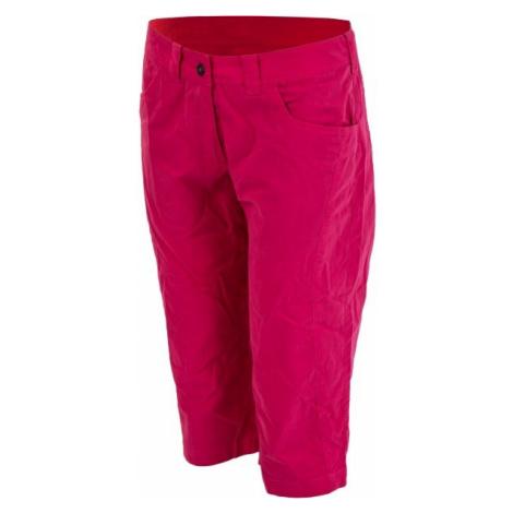 Hannah CAPRI różowy 38 - Spodnie damskie
