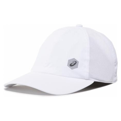 Czapka z daszkiem ASICS - Essential Cap 155007 Brillant White 0904