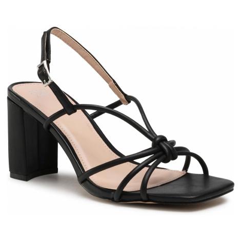Sandały JENNY FAIRY - LS5450-06 Black