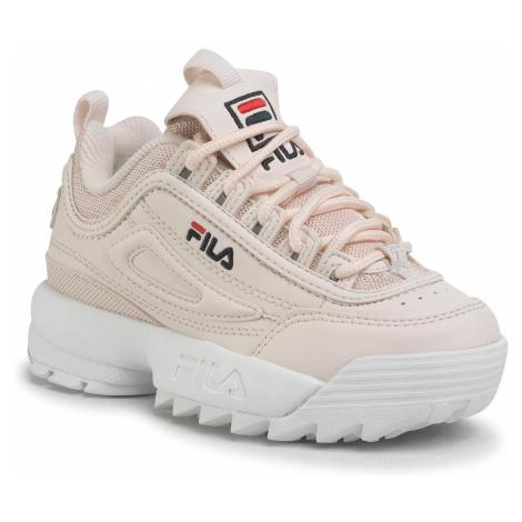 Sneakersy FILA - Disruptor Kids 1010567.71Y Rosewater