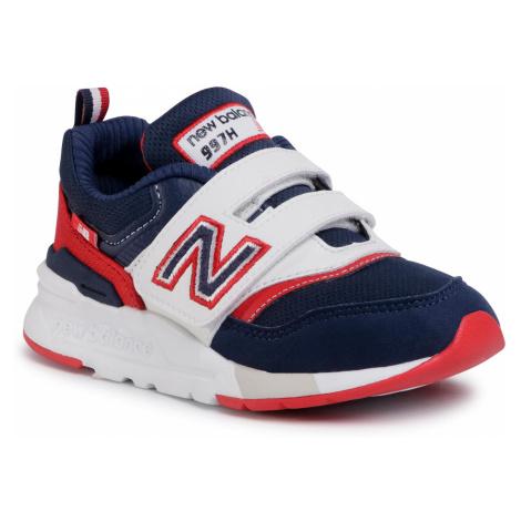 Sneakersy NEW BALANCE - PZ997HVN Granatowy