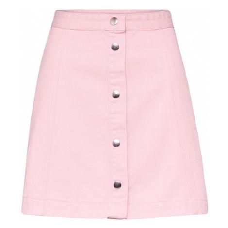 EDITED Spódnica 'Tilda' różowy pudrowy