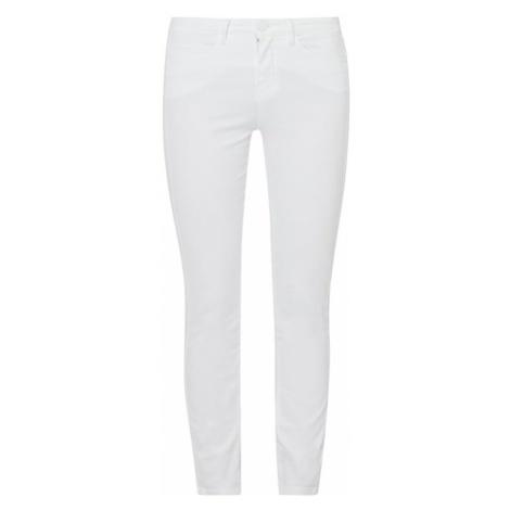 Jeansy barwione o kroju slim fit Opus