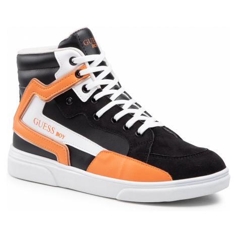 Sneakersy GUESS - Owen FJ5OWE ESU12 BLACK