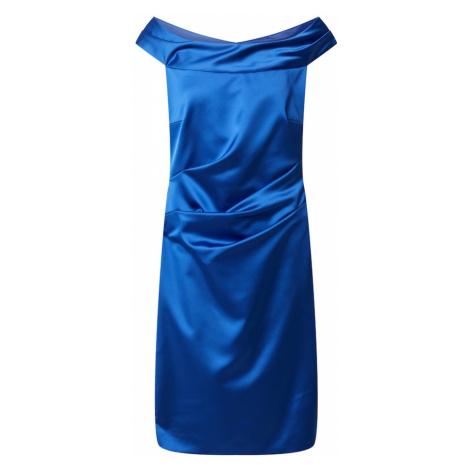 Vera Mont Sukienka koktajlowa niebieski