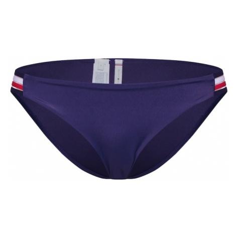 Tommy Hilfiger Underwear Dół bikini 'Cheeky' granatowy / czerwony / biały