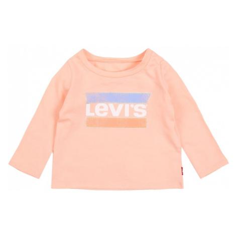LEVI'S Koszulka 'GRAPHIC' brzoskwiniowy Levi´s
