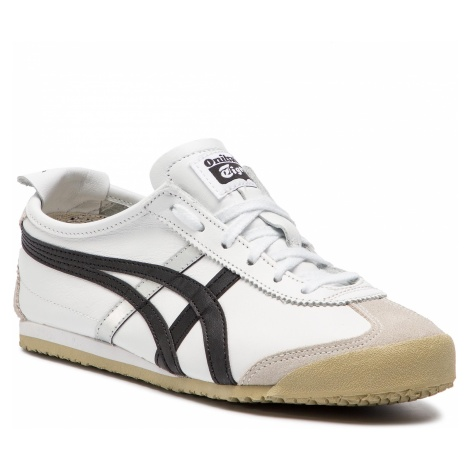Sneakersy ONITSUKA TIGER - Mexico 66 DL408 White/Black 0190