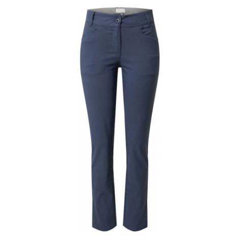 CRAGHOPPERS Spodnie outdoor 'NosiLife Clara' ciemny niebieski