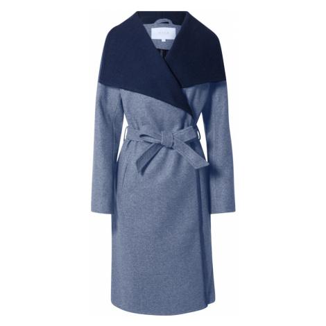 VILA Płaszcz przejściowy 'Bias' niebieska noc / gołąbkowo niebieski