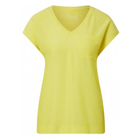 S.Oliver Koszulka pastelowo-żółty