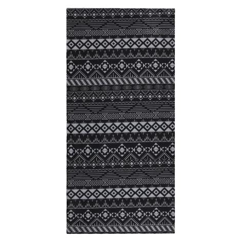wielofunkcyjny szalik Printemp szare trójkątne paski Husky