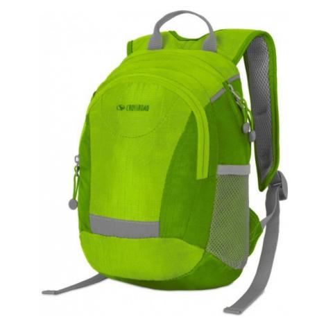 Crossroad DIGI 6 zielony  - Plecak dziecięcy